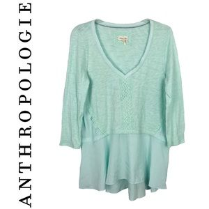 Anthropologie - Meadow Rue Top
